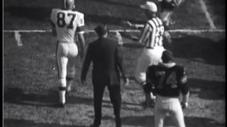1964 Browns at Steelers Game 8 Film Clips
