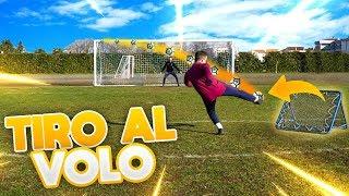TIRO AL VOLO CHALLENGE con TRAMPOLINO!!!! w/ Fius Gamer, Ohm, T4tino23