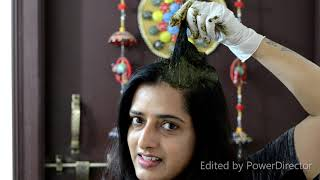 How to apply Henna on Hair Step by Step