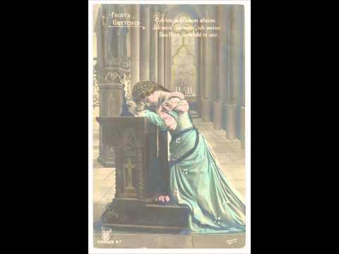Schubert: Szene auf Faust-Gretchen am Spinnrade
