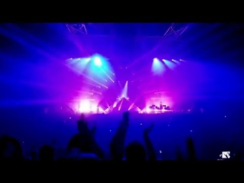 Dillon Francis, Kygo - Coming Over ft. James Hersey - live in Paris