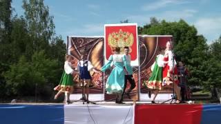 Русский свадебный обряд Глазов, Удмуртия HD