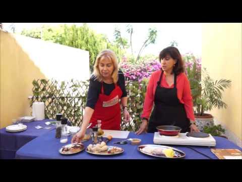Cocina con Nosotras con Carmen Grau