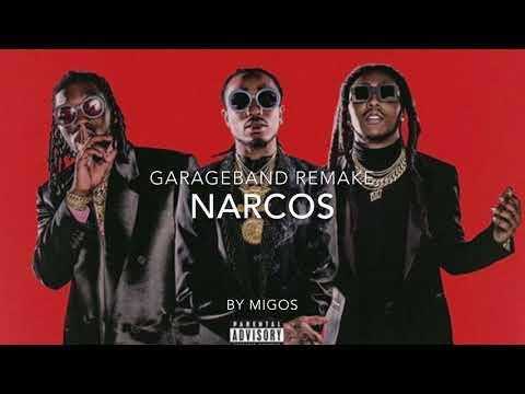 Narcos - Migos GarageBand Beat Remake