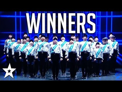 DANCE CREW RDC Wins Ireland&39;s Got Talent 2018