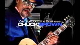 GO GO SWING LIVE-CHUCK BROWN
