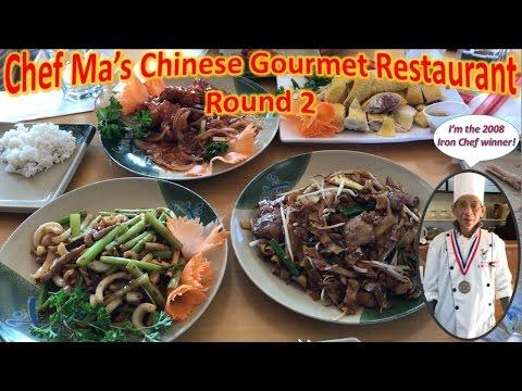 Chef Ma's Chinese Gourmet Restaurant Round 2