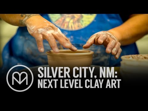 Silver City, NM: Next Level Clay Art