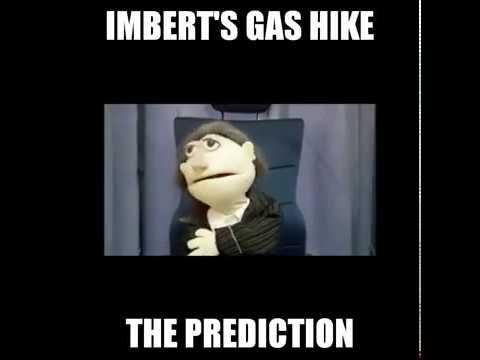 GAS INCREASE IN TRINIDAD!!!!!! puppets edition.
