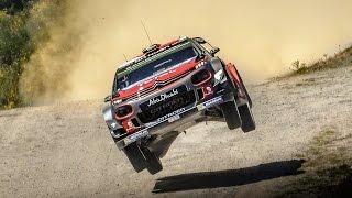 WRC Rally de Portugal 2017 Day 3 (Jumps & Show) Full HD