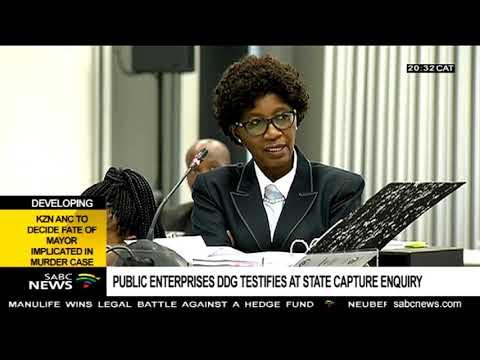 State Capture Inquiry | Denel's performance impressive in 2014: Tlhakudi