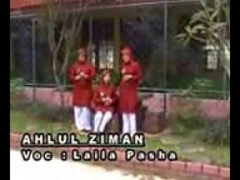 Laela Pasha - Ahluz Ziman
