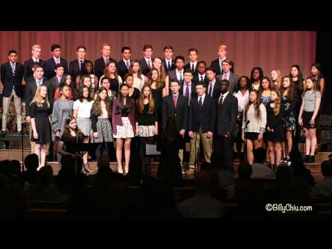 Trinity Upper School Chorus - Cross the Wide Missouri