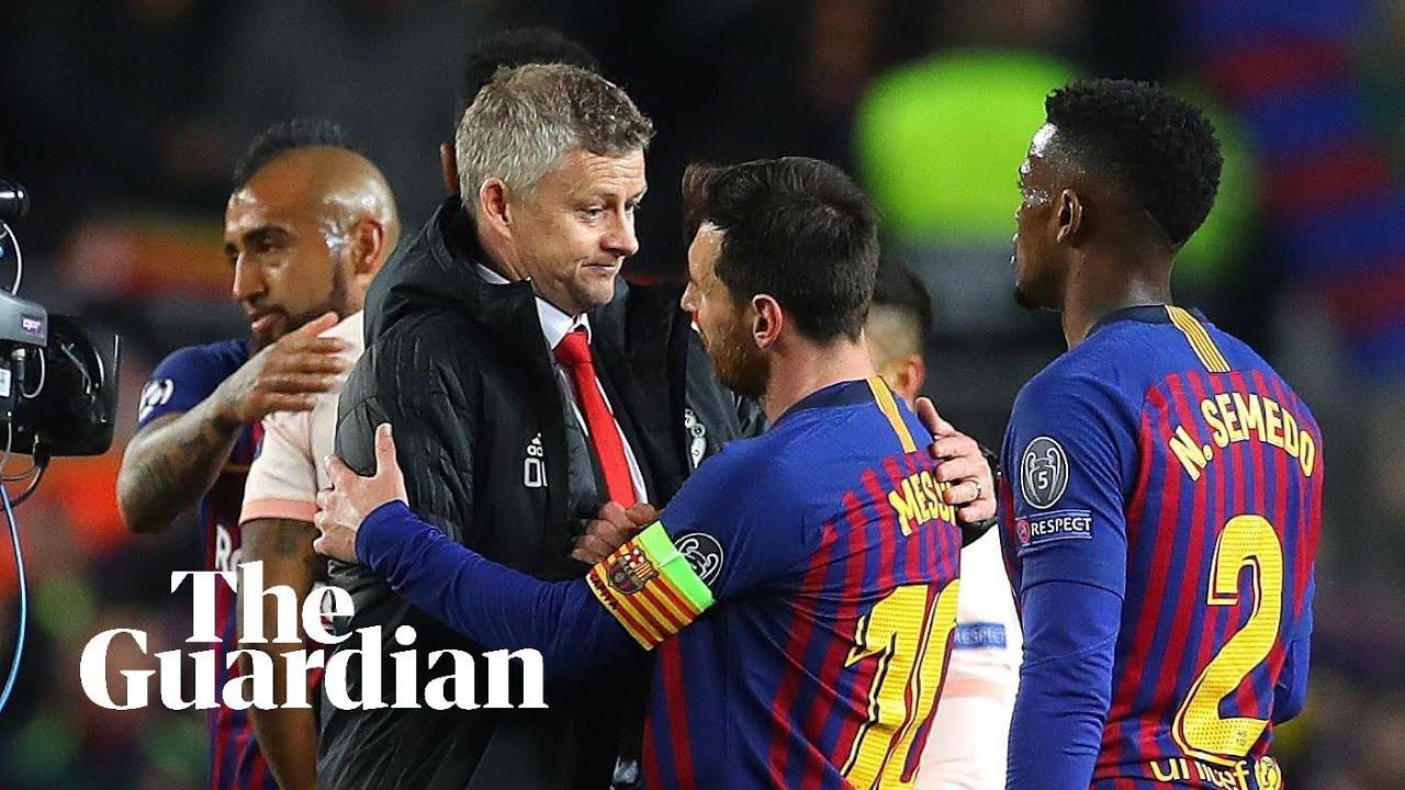 Manchester United rebuild could take years - Solskjaer