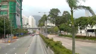 香港自由行 - A21公車機場開往九龍彌敦道、太子、旺角、油麻地、佐敦、尖沙咀、尖東 、紅磡港鐵站