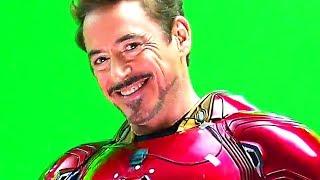 AVENGERS Infinity War : le BÊTISIER du Film !