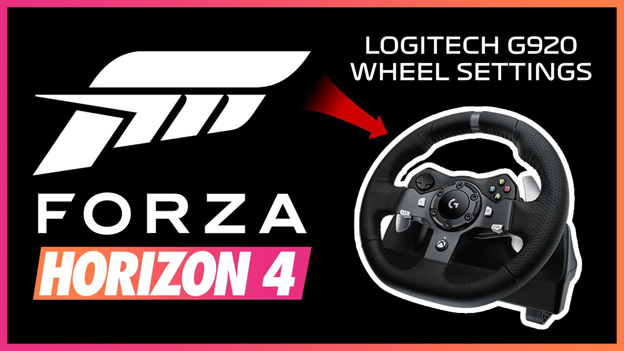 Download How to setup LOGITECH G920 STEERING WHEEL for FORZA HORIZON 4 on XBOX