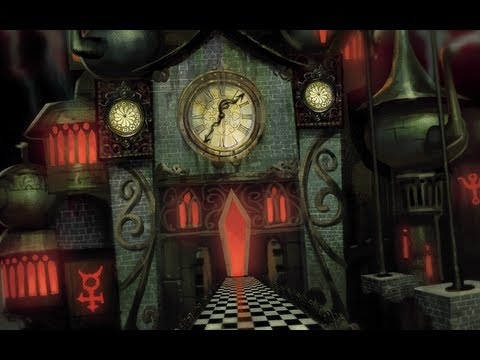 American McGee's Alice - The Mad Hatter's workshop