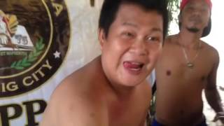 zeta phi omega summer outing tanza cavite chapter with manila chapter ncr part 3