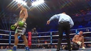 Warga Rusia Puji Sikap Petinju indonesia Daud Yordan Usai Pukul KO lalu Peluk Lawan yg Harus Ditandu thumbnail