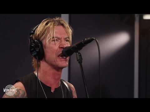 """Duff McKagan – """"Tenderness"""" (Recorded Live for World Cafe)"""