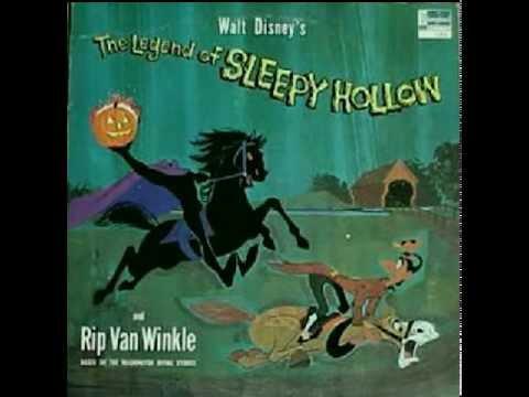 Disney's Legend of Sleepy Hollow record
