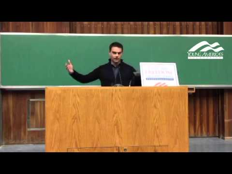 Ben Shapiro at The University of Rochester