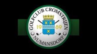 *REPOST 4K* Golfclub Cromstrijen in Numansdorp vanuit de lucht...