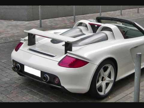Porsche Carrera Gt Replica Youtube