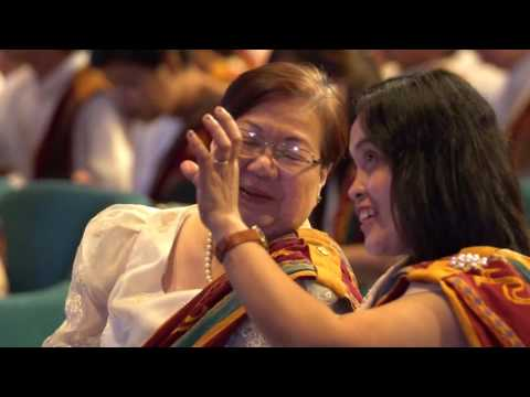 SDE Same Day Edit video of 108th UP Manila Commencement Exercises  Malugod