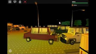 Roblox Car Crash 125mph Crash Into Cosmic Labs