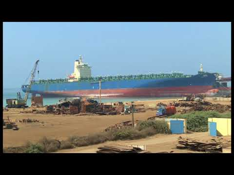 What has changed for the workers of Gadani ship breaking workers?