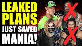 WWE CANCELS Wrestlemania 36 PLANS! Top Star RETURNING! (Backstage at SD) Wrestling News