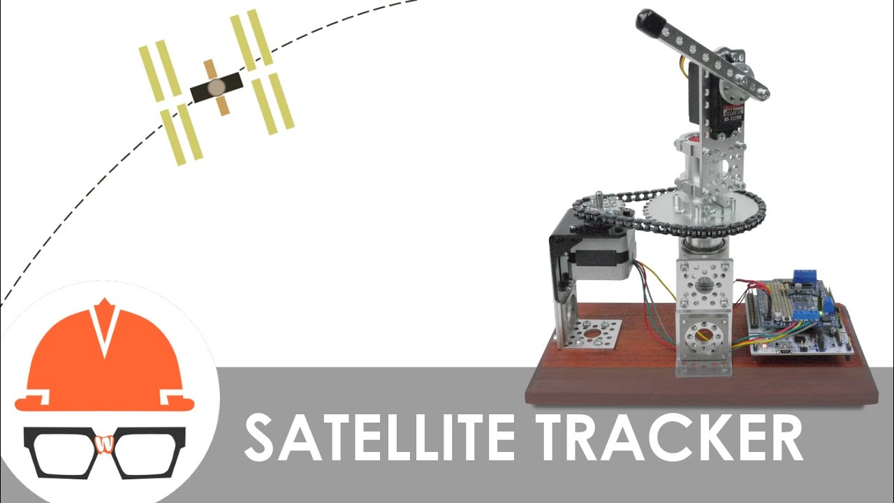 International Space Station Tracker/Pointer: 5 Steps (with