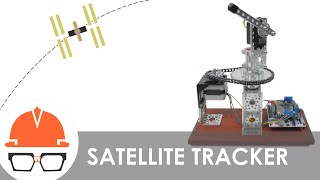 International Space Station Orbit Tracker