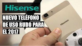 Teléfonos HiSense 2016