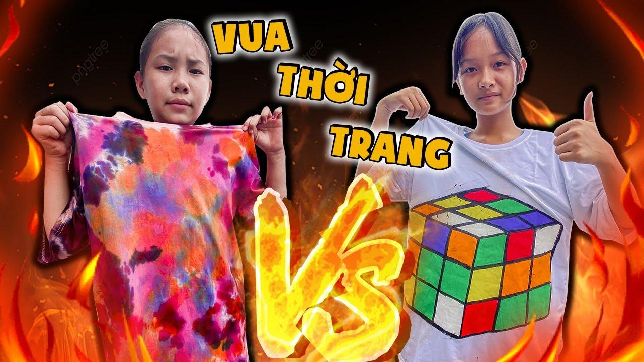 Thái Chuối | Thử Thách Trang Trí Áo Phông - Thời Trang Bá Đạo