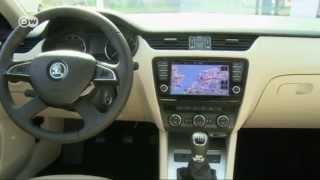 Mega-Reichweite: Skoda Octavia G-TEC Combi | Motor mobil