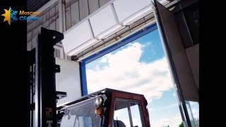 видео Тепловые электрические завесы Frico
