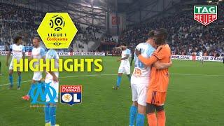 Olympique de Marseille - Olympique Lyonnais ( 0-3 ) - Highlights - (OM - OL) / 2018-19