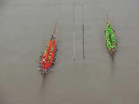 แข่งเรือแท่งลำน้ำน่าน  ชุดที่ 1