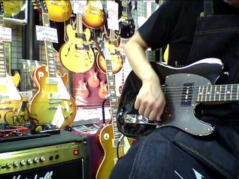Fender Japan TL62P BLK【MUSICLAND KEY新宿店オリジナルモデル】