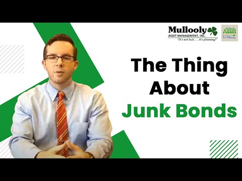 The Thing About Junk Bonds