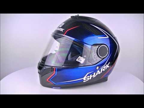 Repeat Shark Spartan Carbon Silicium Dra Helmet Champion Helmets