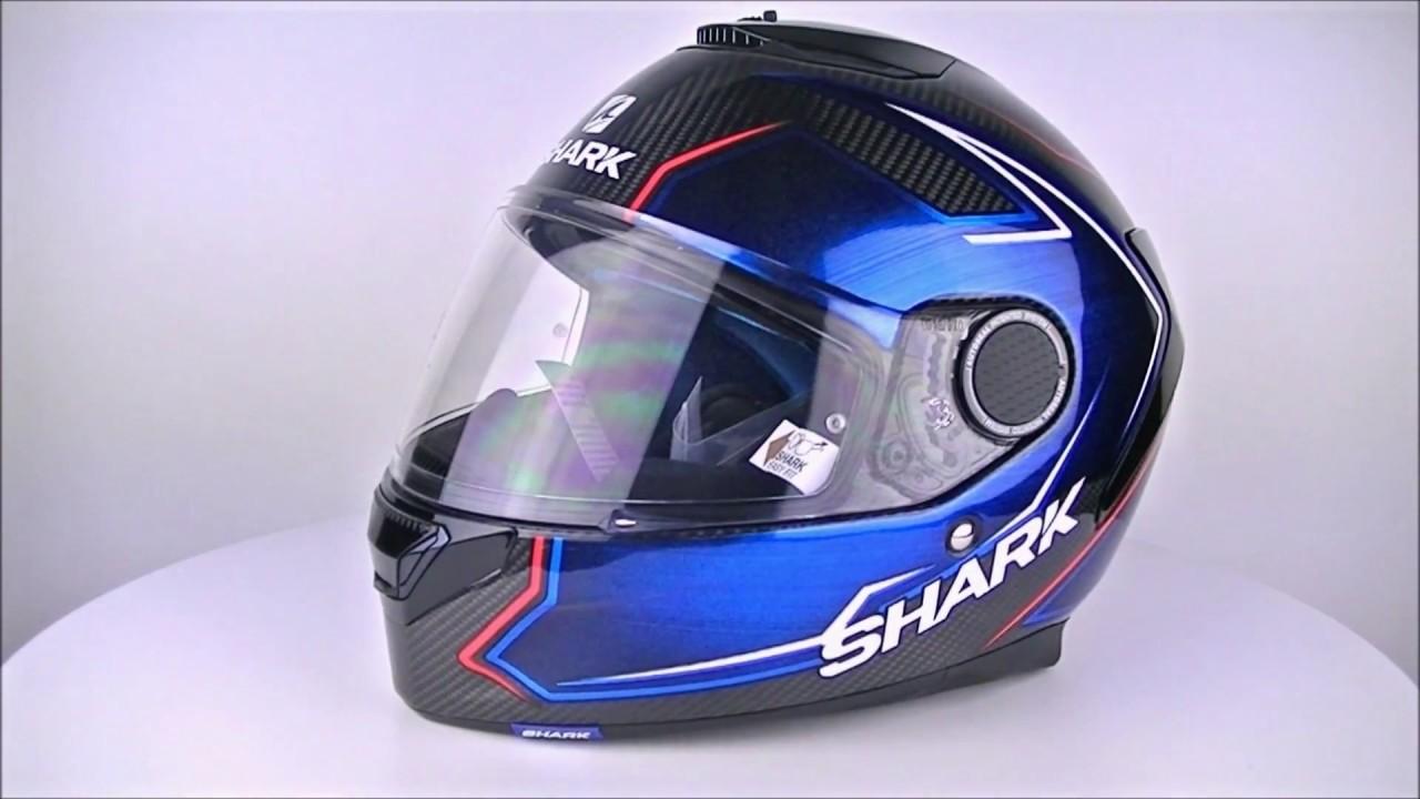 shark spartan carbon guintoli dub helmet championhelmets. Black Bedroom Furniture Sets. Home Design Ideas