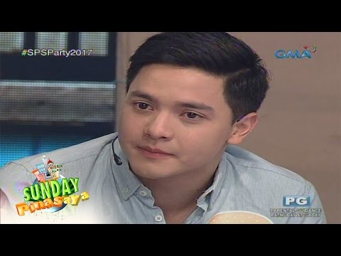 Sunday Pinasaya: Alden Richards, naiyak sa birthday surprise ng SPS