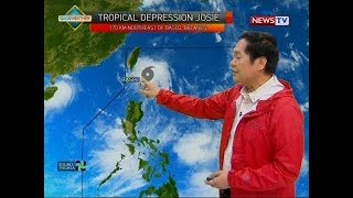 BT: Weather update as of 12:08 p.m. (July 22, 2018)