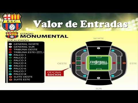 PRECIO DE ENTRADAS AL PARTIDO |BARCELONA - GREMIO