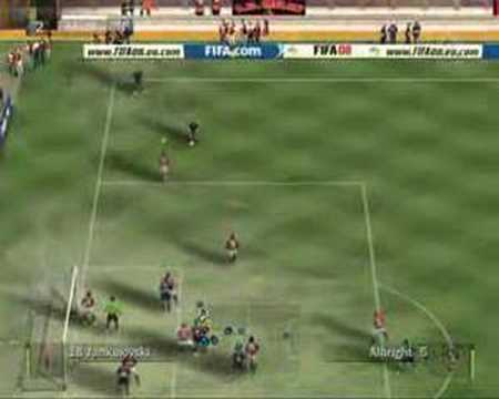 Обзор FIFA 08