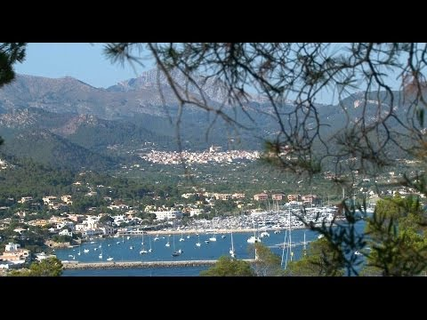 Port d' Andratx, Mallorca, Balearen, Spanien